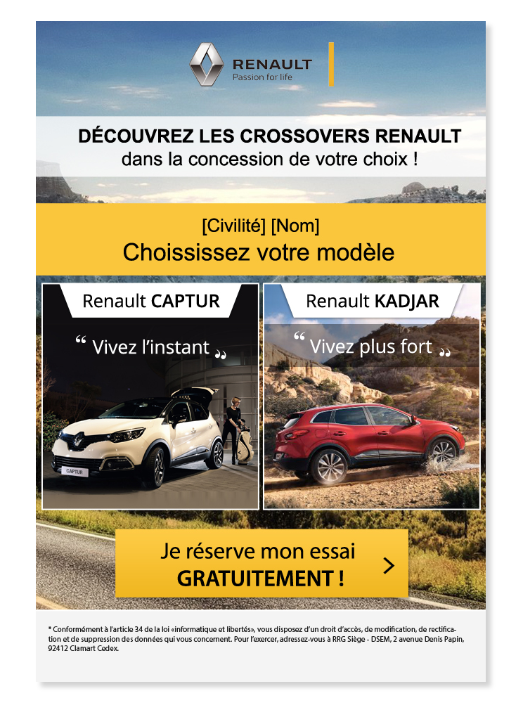 Email Renault